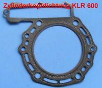 Dichtung Zylinderkopf KLR 600, KLR600, KL600, gasket head, Zylinder Kopfdichtung