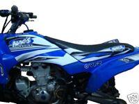 Nac's Racing atv graphics kit YFZ450 yfz blue/wh nacs