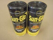 Qty 2 Sun-Glo Shuffleboard Powder #3 Brown Bear 2 Pack w/ FREE Shipping