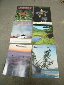 Lot 15 New York State Conservationist Outdoor Magazine 1952-92