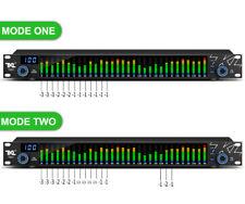 Digital Equalizer EQ Noise Reduction w/ Spectrum Display 31Band For KTV 110V 220