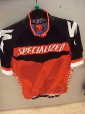 Nylon Short Sleeve Cycling Jerseys with Full Zipper