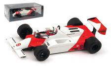 Spark S4301 McLaren MP4-1 #8 Monaco GP 1981 - Andrea de Cesaris  1/43 Scale