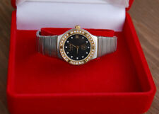 Seltene Eterna Damen Armband Uhr,Geschenk des Emirs von Qatar Khalifa