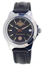 Vostok Komandirskie Military Russian Commander Watch 641655 New