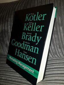 Marketing Management: First European Edition by Malcolm Goodman, Torben Hansen,…