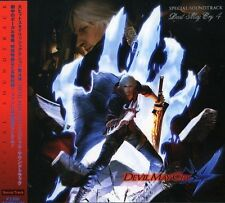 USED Devil May Cry 4 ( Special Soundtrack ) CD