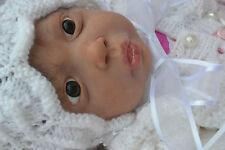 Pjs incroyable ❤ jaylin par jannie de lange ❤ réaliste asiatique reborn baby girl doll