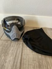 Used V-Force Grill Thermal Fog Resistant Paintball Mask Goggle Gray