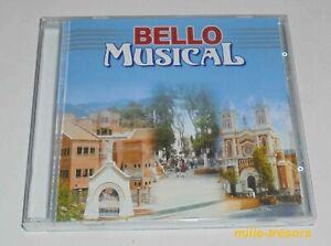CD BELLO MUSICAL - Musique Colombienne : Soy el café Colombiano - Que sabroso...