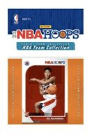 2017-18 Panini NBA Hoops Washington Wizards Team Collection Set (Rui RC, etc)