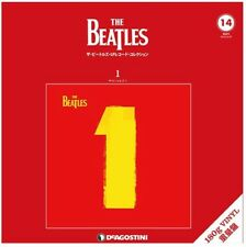 The Beatles LP Record Collection 1 One 180g Vinyl Deagostini Japan Magazine