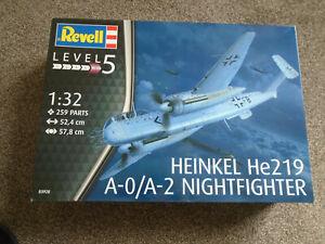 Revell 1:32 Heinkel He 219 A-0/A-2  Nightfighter