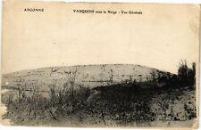 CPA Argonne - Vauquois sous la Neige - Vue générale  (240599)