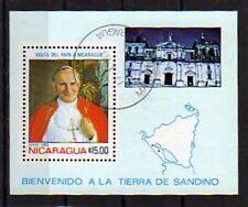 VIAGGIO DI GIOVANNI PAOLO SECONDO IN NICARAGUA