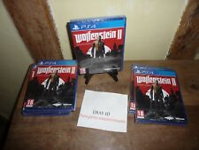 Wolfenstein II: The New Colossus PS4 Brand New Sealed