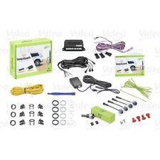 Valeo Beep&Park KIT Einparkhilfe Rückfahrwarner 4 Sensoren Vorne oder hinten NEU