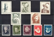 Nederland 671 - 687 Jaargang 1956 postfris