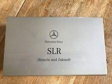 MINICHAMPS 1/43 - MERCEDES - BENZ SLR Mc LAREN SILVER 2003 + 300 SLR SILVER 1955