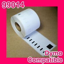 12X Quality Label for DYMO SD99014 (54x101mm)