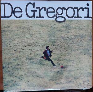 LP Francesco De Gregori – De Gregori 180 gr. DeAgostini NUOVO Copertina segnata
