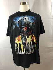 The Dark Knight Rises Batman Men's Black Short Sleeve T-Shirt Size XL W/Box