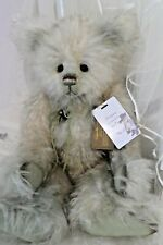 Charlie Bears  Dempsey - Mohair - Isabelle Collection - WITH TAGS