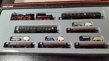 "Marklin miniclub z 81428 ""Sylt Auto Travel Train"" Train Set """