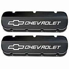 Chevrolet Performance 25534323 BB Chevy Aluminum Competition Design Valve Covers