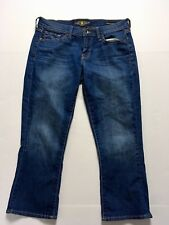 Lucky Brand Women's Size 6/28 Jeans Charlie Baby Boot Crop