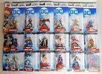 Nano Figs Metalfigs DC Figure Toy Die-Cast Metal NEW Ship Quick Pick 1 Pk
