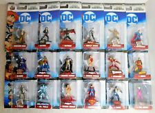 "Dc Nano Figs Metalfigs Dc Figure Toy Die-Cast Metal ""You pick Em"" #34 Flash"