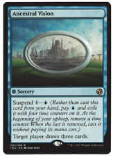 Magic the Gathering MTG Iconic Masters Ancestral Vision 042/249 FOIL