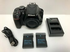Nikon D3400 DSLR Camera Body Only (black)