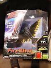 RARE Air Hogs RC FireWing - Black/Yellow R/C Flying Bird Fire Wing NEW 2.4 GHZ