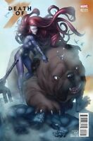 Death Of X #2 Mike Choi Connecting Variant Marvel Comics Inhumans X-Men