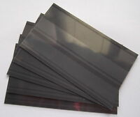 50 x 2 strip New Stamp Stockcards Stock Cards with Counterfoil