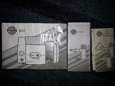Beschreibung zu PARI Boy LC Plus Junior Package Inhalator Kompressor Vernebler