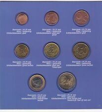 BRD-Kursmünzensätze in der Euro-Währung