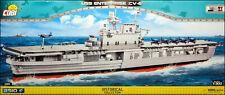 COBI USS Enterprise CV-6 (4815) - 2510 elem. - WWII US aircraft carrier 1:300