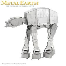 Fascinations Metal Earth AT-AT Star Wars Laser Cut 3D Model Imperial Walker