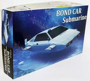 Fujimi 1/24 Scale - James Bond 007 Lotus Esprit Submarine Plastic Model Kit