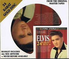 Presley, Elvis 24 carats Hits DCC or CD LIMITED EDITION no. 6932