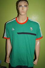 adidas LWA TRG TEE LEGIA WARSCHAU T-Shirt Triko-Design Gr.D10 XL 48/50 cotton