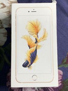 Apple iPhone 6s Plus - 64GB - Gold (Unlocked) - Please See Description