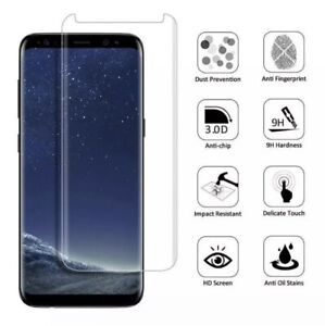 Case Friendly Tempered Glass Screen Protector For Samsung Galaxy S9 S9 Plus