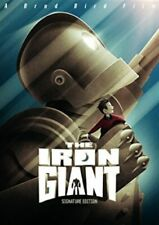 The Iron Giant Signature Edition Includes Digital Download DVD Region 2