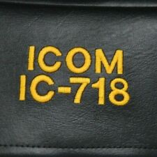Icom IC-718 Ham Radio Amateur Radio Dust Cover