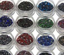 16 Farben mit box Glitzersteine  32000 Hotfix Strasssteine 2mm SS6 AAA Qualität