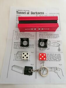 Tenyo Tunnel of Darkness T-105 Vintage Sought After Effect